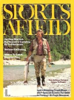 Vintage Sports Afield Magazine - May,1986