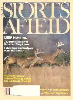 Vintage Sports Afield Magazine - August, 1986