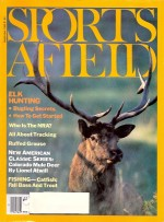 Vintage Sports Afield Magazine - September, 1986