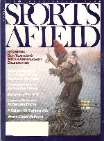 Vintage Sports Afield Magazine - January, 1987