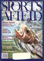 Vintage Sports Afield Magazine - April,1987