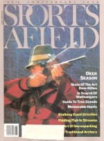 Vintage Sports Afield Magazine - August,1987