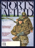 Vintage Sports Afield Magazine - November,1987