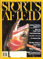 Vintage Sports Afield Magazine - February, 1988