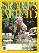 Vintage Sports Afield Magazine - April, 1988