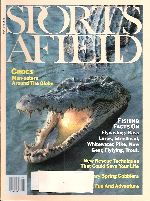 Vintage Sports Afield Magazine - May, 1988