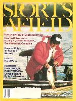 Vintage Sports Afield Magazine - February, 1989