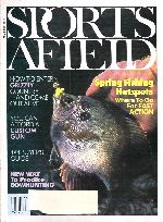 Vintage Sports Afield Magazine - March, 1989