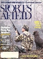 Vintage Sports Afield Magazine - November, 1989