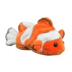 "Clown Fish - 8"" Stuffed Animal"