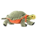 "Red Bellied Turtle - 8"" Stuffed Animal"